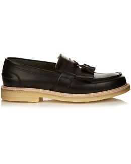Durham Leather Loafers
