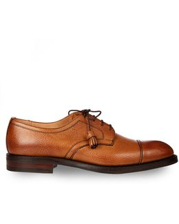 Thomas R Grained-leather Shoes