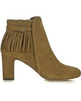Surrey Suede Ankle Boots