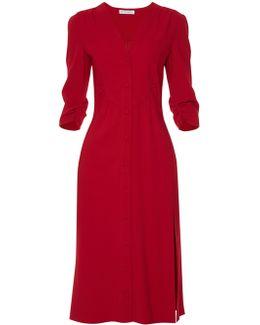 Aimee Stretch-cady Dress