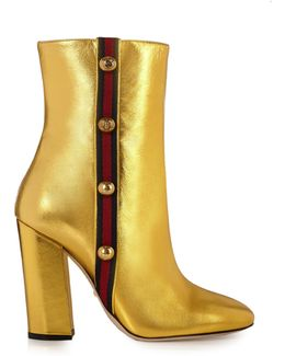 Carly Leather Boots