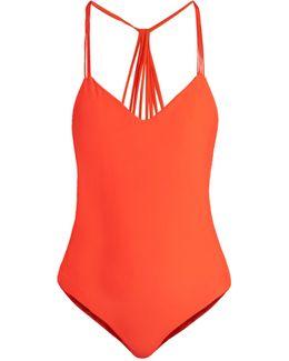 Copacabana V-neck Swimsuit