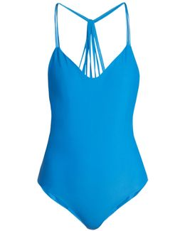 Copacabana V-neck Swimsuit