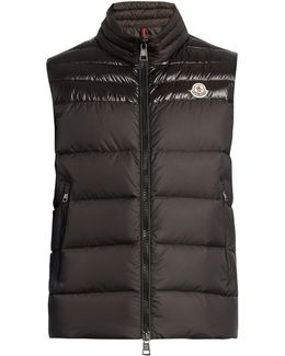 Dupress Quilted Down Gilet