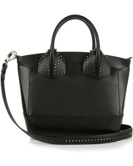Eloise Large Leather Cross-body Bag
