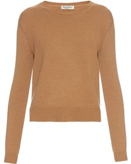 Long-sleeved Cashmere Sweater
