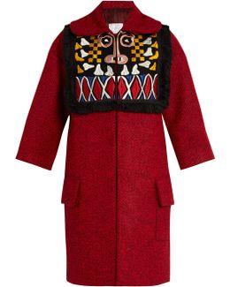 Pregare Embroidered Coat