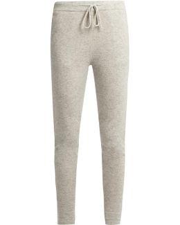 Kenya Cashmere Track Pants