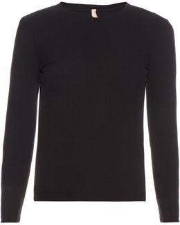Haku Stretch Long-Sleeved Top