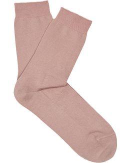No.1 Finest Cashmere-blend Socks