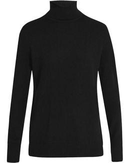 Oscar Roll-neck Cashmere Sweater
