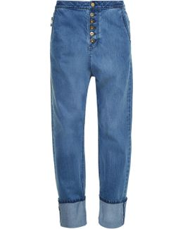 Cordova Relaxed-leg Jeans