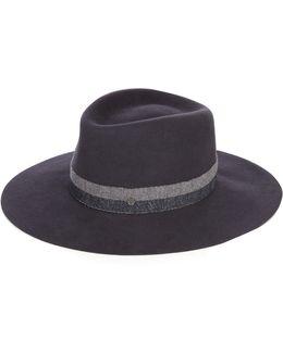 Charles Fur-felt Hat