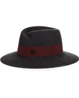 Virginie Showerproof Fur-felt Hat
