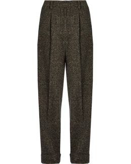 Donegal Tweed Trousers