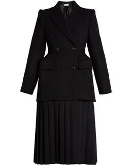 Cavalry Wool-twill Coat