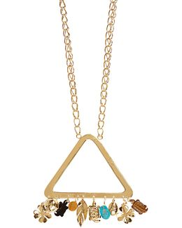 Aurélie Gold-plated Necklace