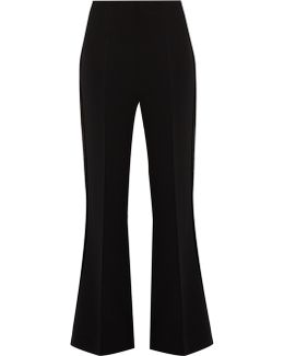 Connor Stretch-cady Kick-flare Trousers
