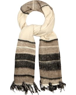 Dolpo Cashmere-blend Scarf