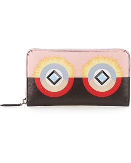 Bag Bugs Leather Wallet
