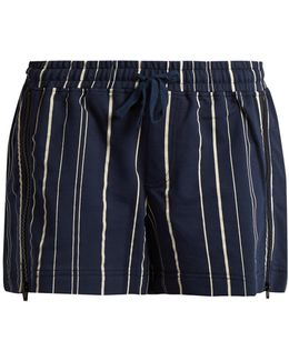 Kula Striped Shorts