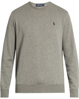 Relaxed-fit Crew-neck Sweatshirt
