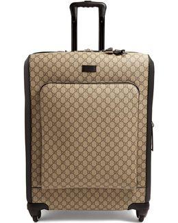 Gg Supreme Medium Suitcase