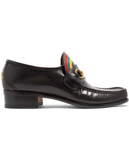 Vegas Leather Loafers
