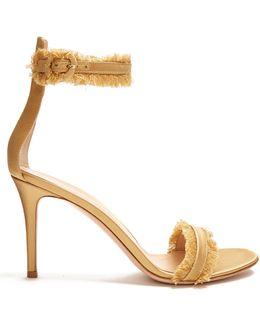 Portofino Fringe-trimmed Sandals