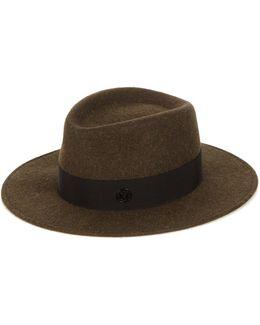 Thadee Showerproof Fur-felt Hat