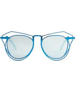 Marguerite Cat-eye Sunglasses