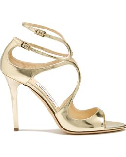 Lang 100mm Leather Sandals