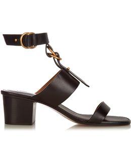 Kingsley Ankle Strap Sandal