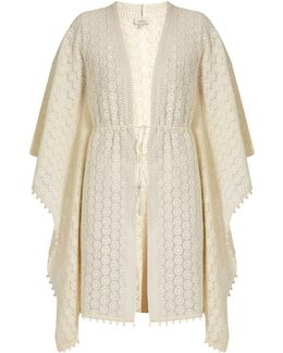 Crochet-lace Cover-up