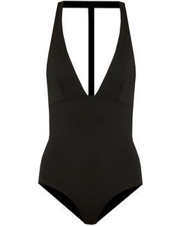 Bonded T-back Swimsuit