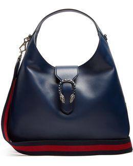 Dionysus Hobo Leather Shoulder Bag