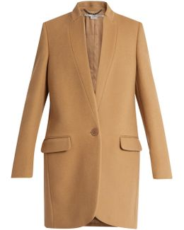 Bryce Wool-blend Jacket