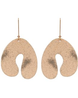Abstract-shaped Earring