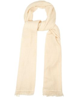 Zali Wool And Cashmere-blend Scarf