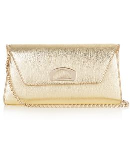 Vero Dodat Leather Clutch