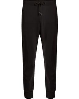 Peiman Mesh-panelled Track Pants