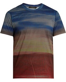 Persin Digital-print T-shirt