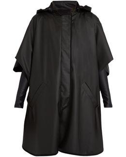 Sansai Oversized Hooded Performance Jacket