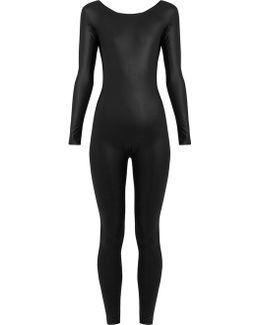 Skylight Scoop-back Performance Bodysuit