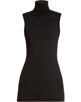 Davia Roll-neck Cashmere-blend Sweater