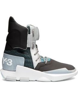 Noci High-top Trainers