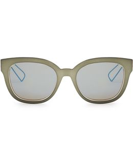 Ama 1 Cat-eye Sunglasses