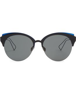 Ama Club Cat-eye Sunglasses