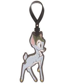 Bambi© Leather Bag Charm