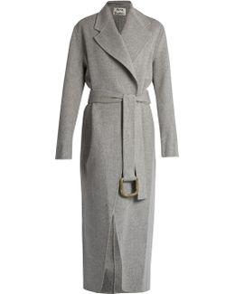 Lova Doublé Wool-blend Coat